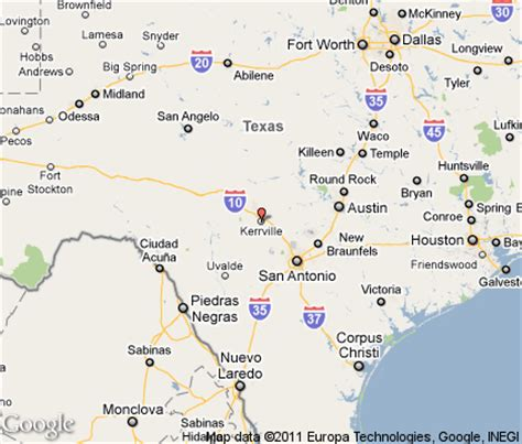 map of kerrville kerrville vacation rentals hotels weather map and