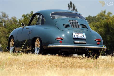 porsche 356 coupe 1957 porsche 356 a coupe outlaw coupe for sale