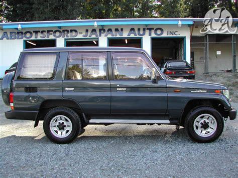 91 Toyota Land Cruiser 91 Toyota Landcruiser Prado Only 42k