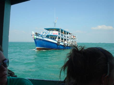 boat to koh samet koh samet island in thailand photos