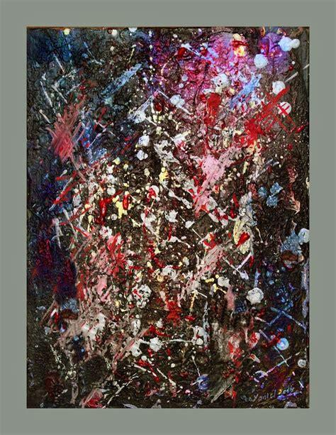imagenes abstractas de jackson pollock mis cuadros pintura abstracta expresionismo abstracto