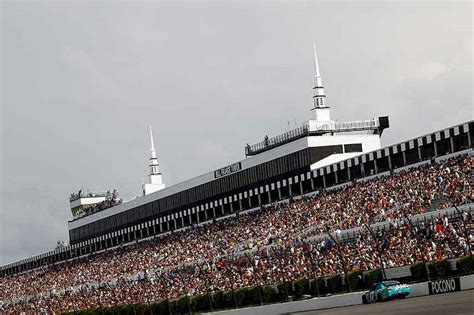 who owns indianapolis motor speedway pocono raceway tricky triangle in the mountains