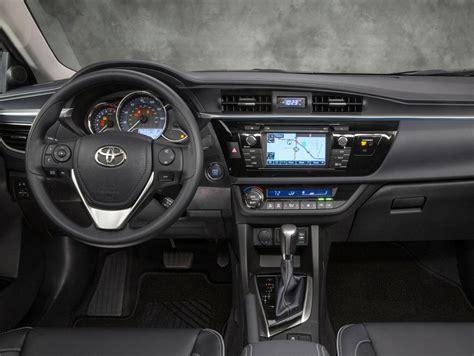 Toyota Corolla 2015 Interior by 2015 Toyota Corolla Interior
