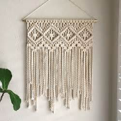 Macrame Patterns Wall Hanging - 273 best macrame wall hanging images on