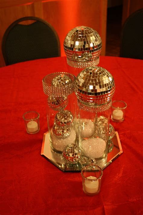 Hollywood theme centerpiece   Award Ceremony Ideas