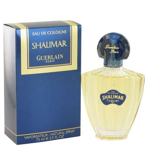 Parfum Shalimar shalimar 2 5 oz eau de cologne edc 75 ml by guerlain for