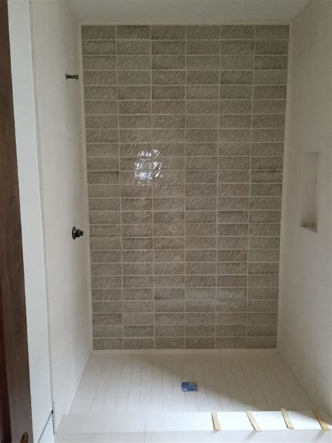 Large Glass Shower Large Frameless Glass Enclosure Patriot Glass And Mirror