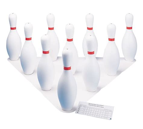 Pinset 1 Set plastic bowling pin set aaa state of play