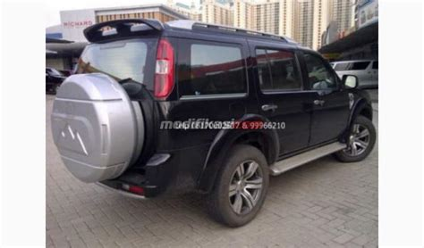 Spion Mobil Ford Everest jual ford everest limited at th 2012 hitam km16rb antiiiik modifikasi jual beli