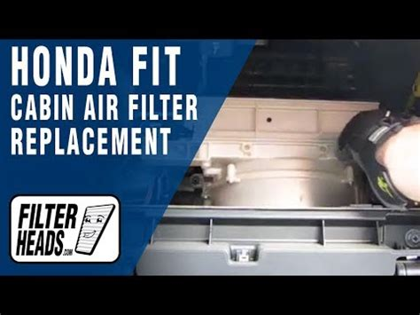 Air Filter Ac Honda Fit Jazz tip for changing spark plugs on honda fit doovi