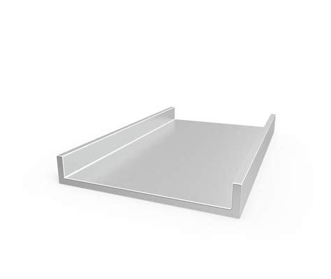 1 x 2 aluminum channel aluminum channel 3 od x 1 2 leg x 1 8 wall