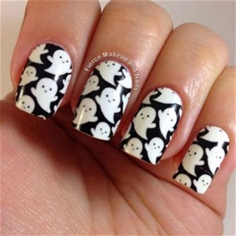 imagenes de uñas oscuras decoradas de 80 fotos de u 209 as halloween 2017 u 241 as 2017