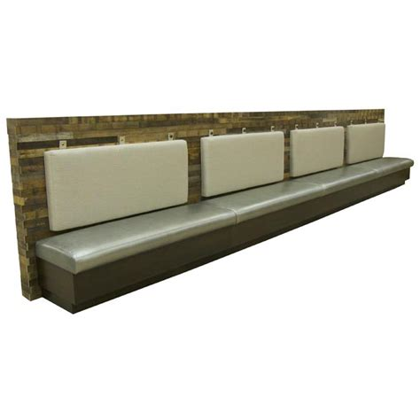 commercial lobby benches banquette seating image of top kitchen banquette seating