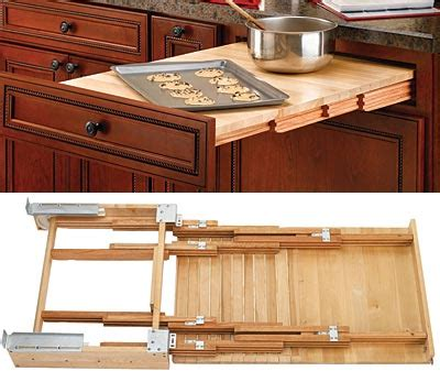 Kitchen Table Hardware Rev A Shelf 4tt 2133 1 Wood Pull Out Tambour Table The Hardware Hut