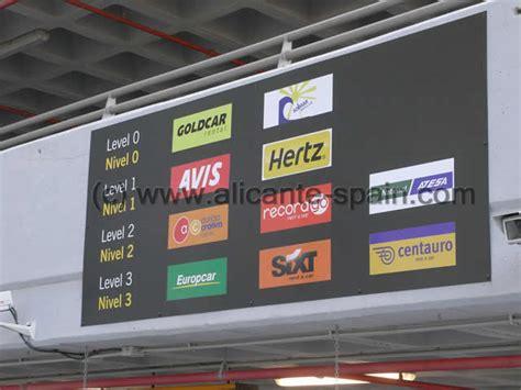 europe car leasing companies alicante airport car rental