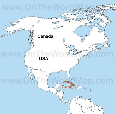 america map cuba cuba on the world map cuba on the caribbean map cuba