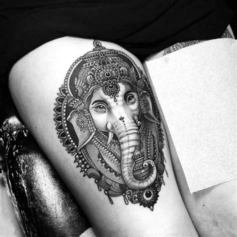 ganesh tattoo prices 40 lovely and cute elephant tattoo design bored art