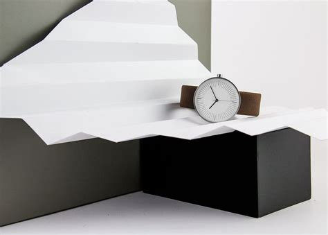 spatially telling time modern architecture inspired clock simpl watch telling time in style with our minimalist