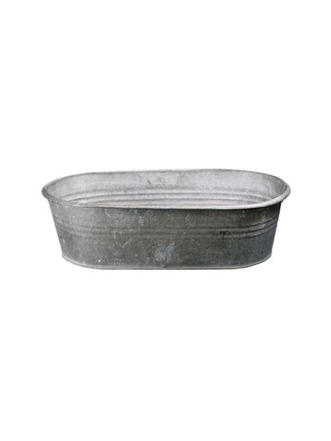 ice bathtub vintage oblong galvanized ice tub vintage