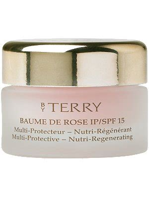 by terry by terry baume de rose ipspf 15 lips care 7g023oz top 10 nourishing lip balms beauty products beauty and