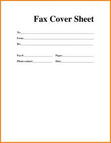 word cover page template 7 blank fax cover sheet template word cashier resumes