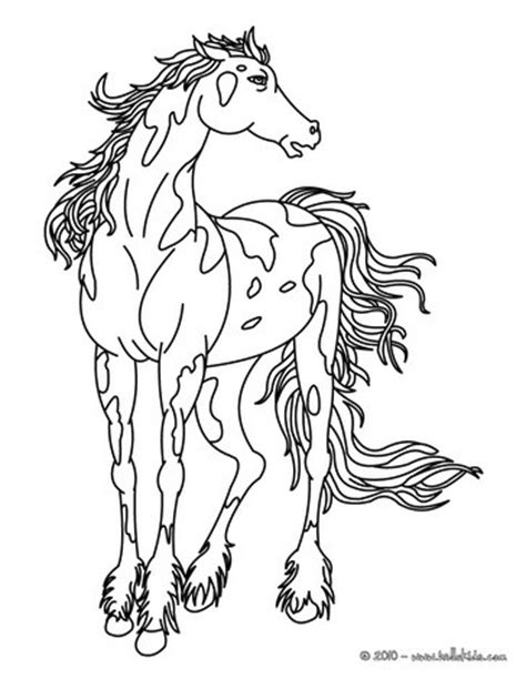 wild horses coloring pages to print wild horse coloring pages hellokids com