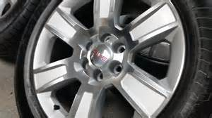 Gmc Truck 20 Wheels 20 Quot Gmc Silver And Machined 7 Bar Oem