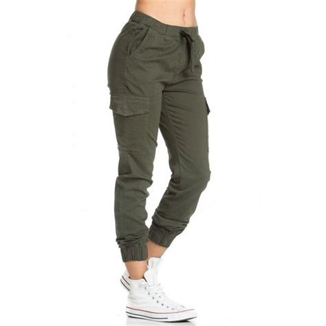 cotton lab essential jogger cargo olive best 25 olive green ideas on green