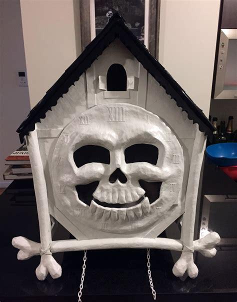 Sprei Cuckoo Clock cuckoo clock skull mask mardi gras 2016 part 3