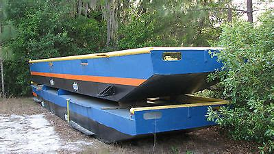 sectional kayaks for sale barge sectional barge work barge boats for sale