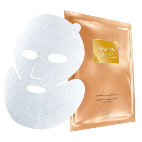 Essential Mask anew essential youth maximising sheet mask