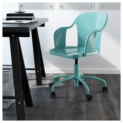 aqua swivel desk chair turquoise swivel desk chair turquoise leather swivel