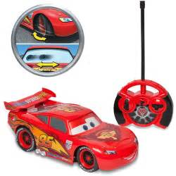 Lighting Mcqueen Rc Car Disney Cars Hogs Mcqueen Radio Controlled Vehicle With