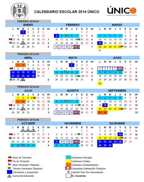 Calendario Escolar Uabc Calendario Escolar Uabc 2016 2 Newhairstylesformen2014