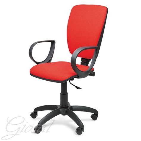 sedie ufficio napoli sedia napoli nera poltrona girevole ecopelle operativa