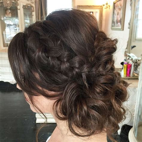 brunette hairstyles updos 30 famous brunette hairstyles for women girls