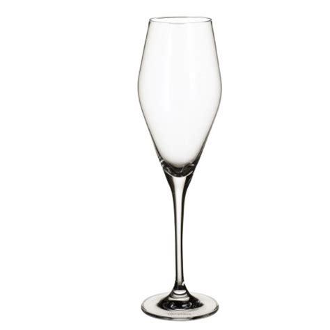 bicchieri villeroy boch set 6 calici villeroy boch la divina chagne