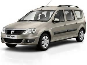 Renault Logan Mcv Dacia Logan Mcv 2008 2009 2010 2011 2012 Autoevolution