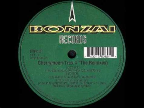 Records In My House Cherrymoon Trax In My Electric House Raver S Nature Remix Bonzai Records 1996