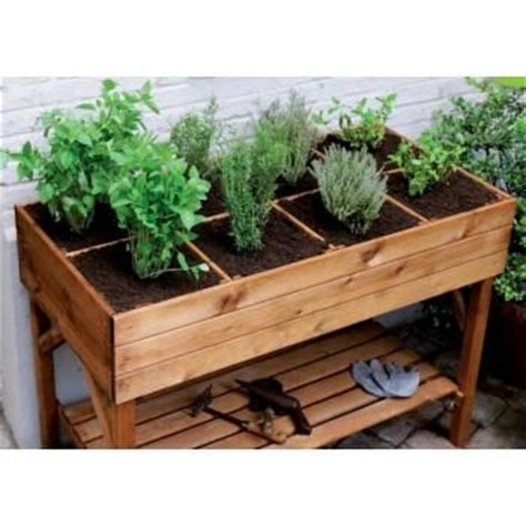 herb planter box best 20 herb planters ideas on growing herbs