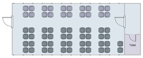 seating plan seating plans solution conceptdraw