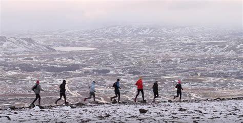 reykjavik weather november running icelandmag