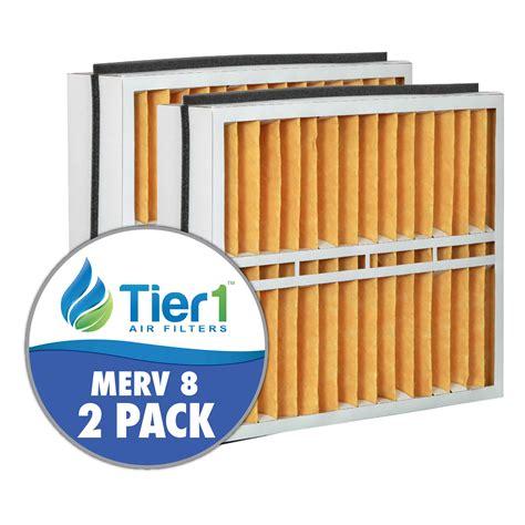Ac Neuva 1 2 Pk trane 17 5x27x5 merv 8 replacement ac furnace air filter 2 pack ebay