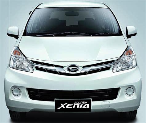 Daihatsu Xenia Tempat Sah Mobil tips mendapatkan harga daihatsu xenia bekas berkualitas portal k9866