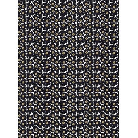 marimekko upholstery marimekko mini unikko black fabric marimekko cotton fabrics