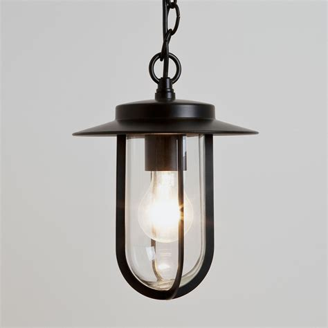 lighting and electrical supply astro montparnasse pendant black outdoor pendant light at