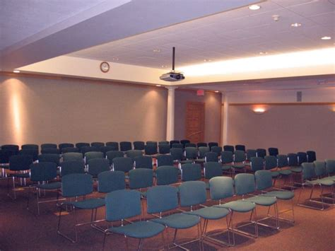 reserve a meeting room park ridge library