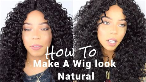 Spotted Wearing A Cheap Wig by How To Make A Cheap Wig Look Curly Hair