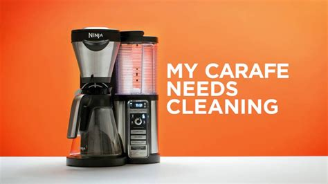 clean light on ninja coffee bar how to clean your car on clean coffee maker without