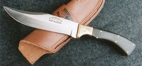 Handcrafted Knives - river custom knives finest quality handmade knives
